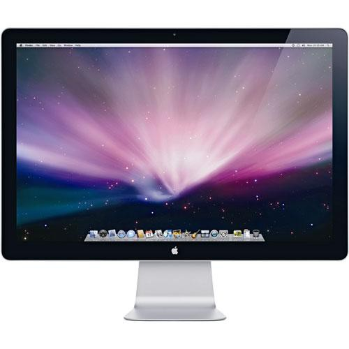 "Apple 24"" LED Cinema Dual Monitors with Articulating Arm Kit"