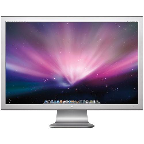 "Apple 30"" Cinema HD Display - 30"" Flat Panel LCD Computer Monitor with DVI Connectors"