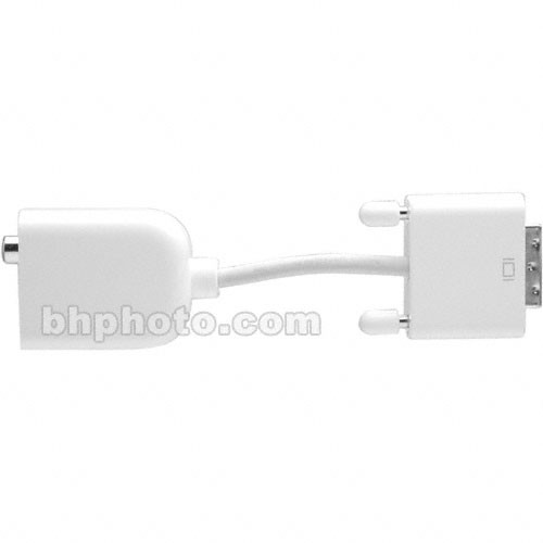 Apple DVI To Video Adapter for Mac
