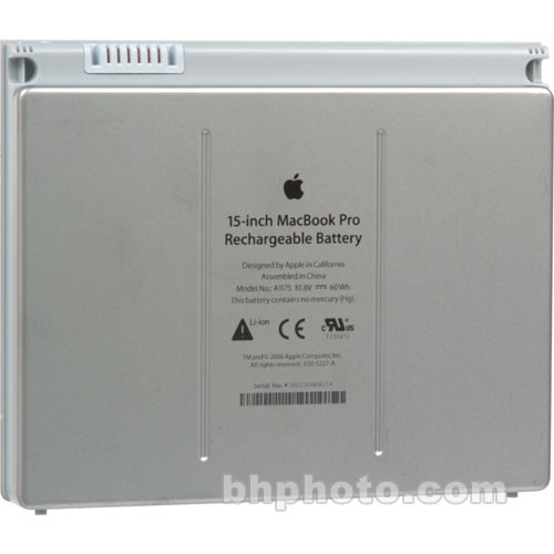 Apple Rechargeable Battery for 15-Inch MacBook Pro