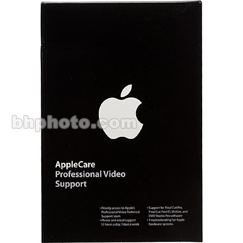 Apple AppleCare Professional Video SupportLine Enrolment Kit