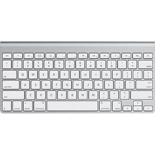 Apple Wireless Keyboard - Bluetooth (Ultra-Thin)