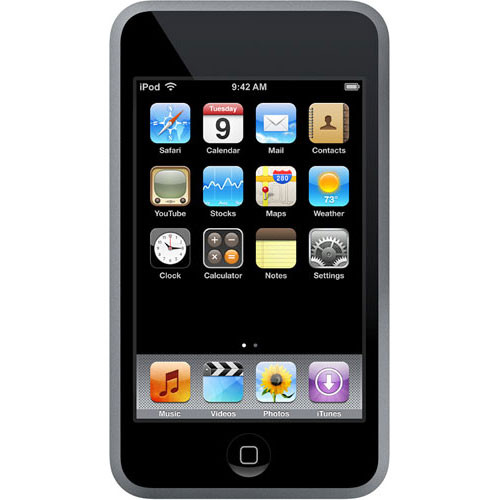 Apple iPod touch 32GB Wi-Fi Media Player w/ Jan. Software Update 1st Gen