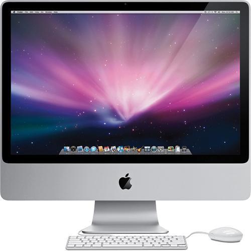 "Apple 24"" iMac Desktop Computer"