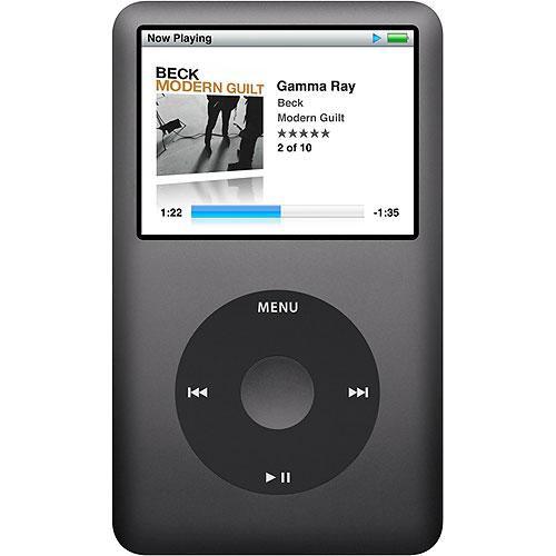 Apple iPod classic 120GB (Black)
