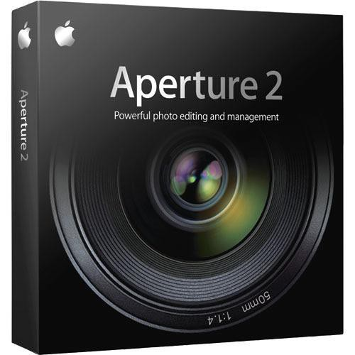 Apple Aperture 2 Software for Mac OS X
