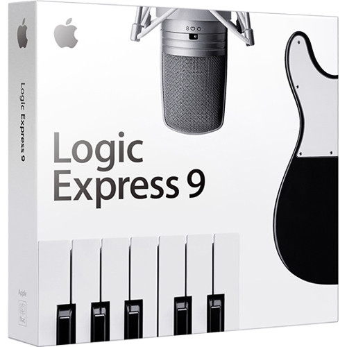 Apple Logic Express 9 - Music Production Software