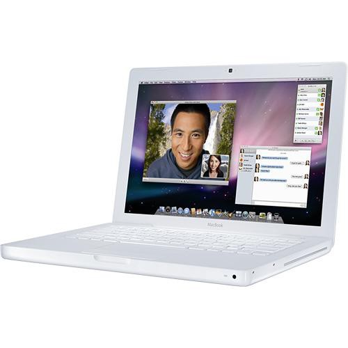 "Apple 13"" MacBook Notebook Computer (White)"