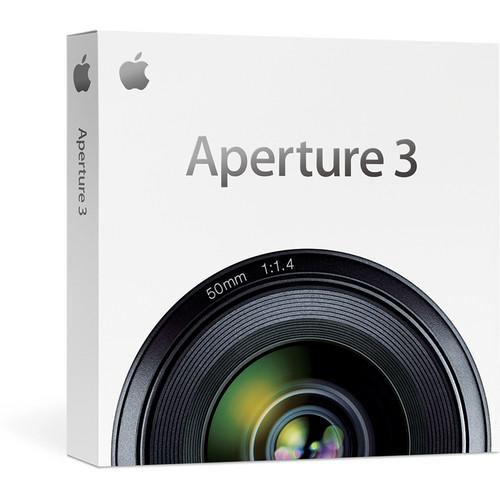 Apple Aperture 3 Software