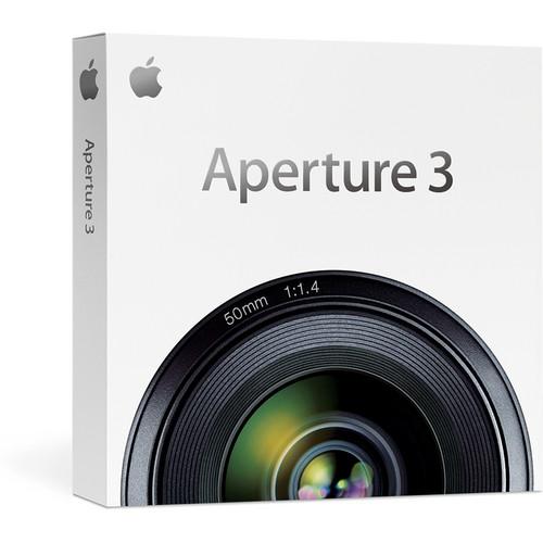Apple Aperture 3 Software (Upgrade)