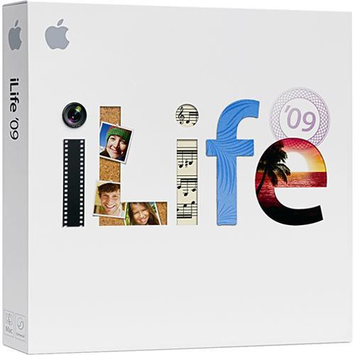 Apple iLife '09 Software for Mac OS X