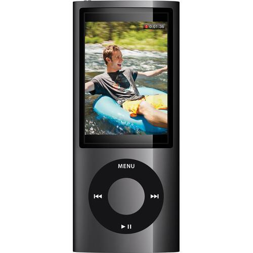 Apple 16GB iPod nano (Black)