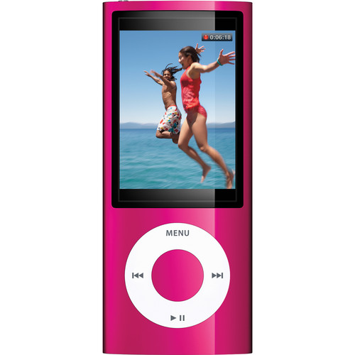 Apple 16GB iPod nano (Pink)