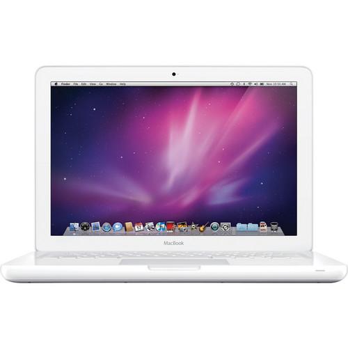 "Apple 13.3"" MacBook Notebook Computer (White Unibody)"