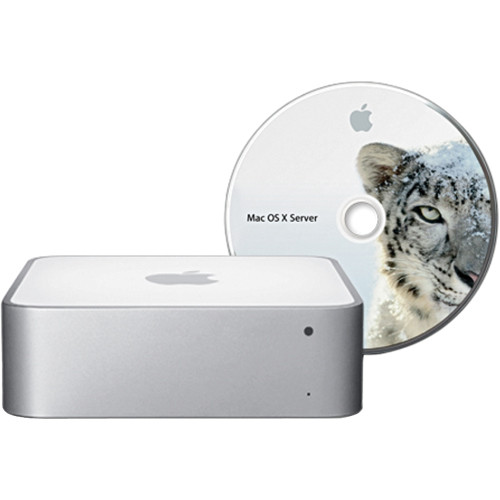 Apple Mac mini with Snow Leopard Server Desktop Computer