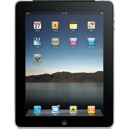 Apple 64GB iPad Tablet 3G (First Generation)