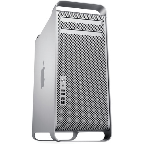 Apple Mac Pro Quad-Core Desktop Computer Workstation
