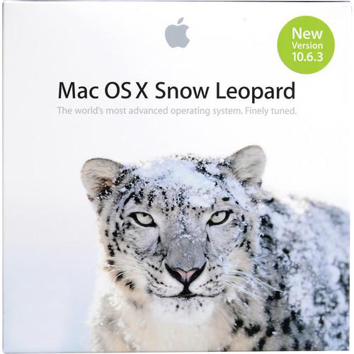 Apple Mac OS X 10.6 Snow Leopard