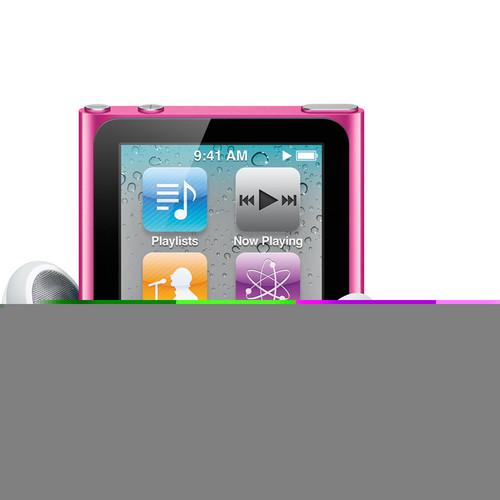 Apple 8GB iPod nano (Pink) (6th Generation)