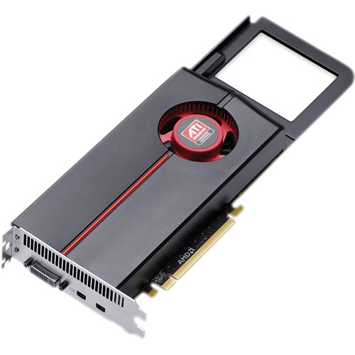 Apple ATI Radeon HD 5870 Graphics Upgrade Kit for Mac Pro (Mid 2010 or Early 2009)
