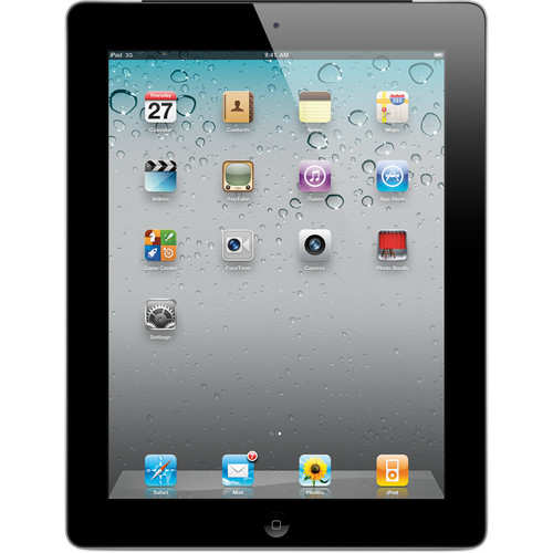 Apple 32GB iPad 2 with Wi-Fi + 3G (Verizon, Black)