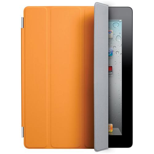 Apple iPad Smart Cover for the iPad 2 and new iPad 3 (Polyurethane ,Orange)