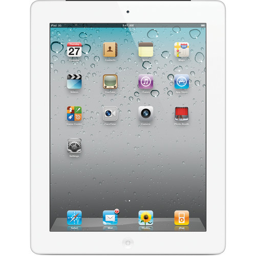 Apple 32GB iPad 2 with Wi-Fi + 3G (Verizon, White)