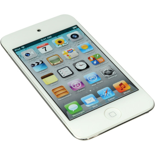 Apple 8GB iPod touch (White) (4th Generation)