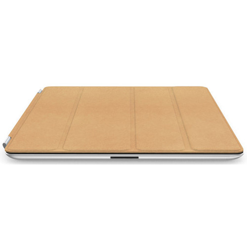 Apple iPad Smart Cover for the iPad 2 and new iPad (Leather, Tan)