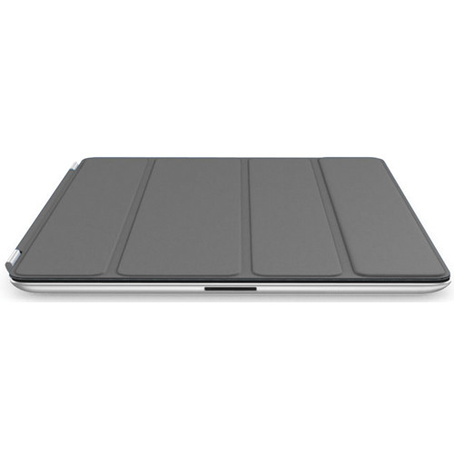 Apple iPad Smart Cover for the iPad 2 and new iPad (Polyurethane, Dark Gray)