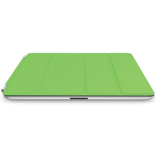 Apple iPad Smart Cover for the iPad 2 and new iPad (Polyurethane, Green)