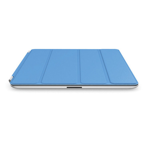 Apple iPad Smart Cover for the iPad 2 and new iPad (Polyurethane, Blue)