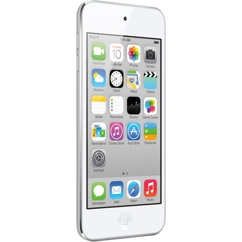 Apple 64GB iPod touch (White & Silver) (5th Generation)