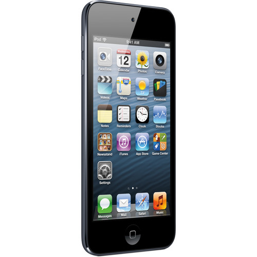 Apple 64GB iPod touch (Black & Slate) (5th Generation)