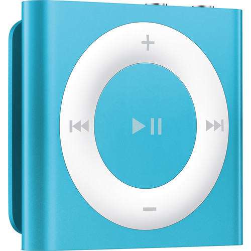 Apple 2GB iPod Shuffle (Blue, 4th Generation)