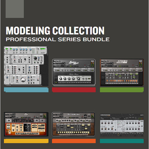 Applied Acoustics Systems Modeling Collection - Physical Modeling Software Instruments Bundle