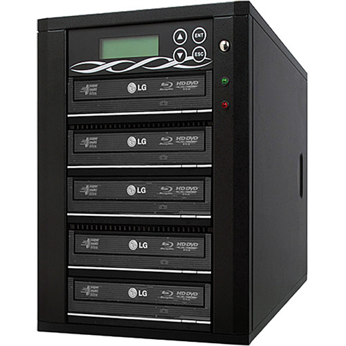 Applied Magic 4 Target Blu-Ray Duplicator Tower