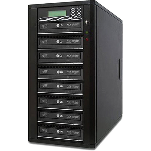Applied Magic 7 Target Blu-Ray Duplicator Tower