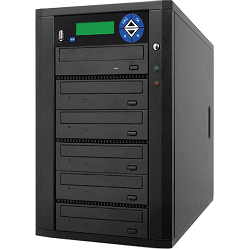 Applied Magic 5-Bay USB DVD Duplicator