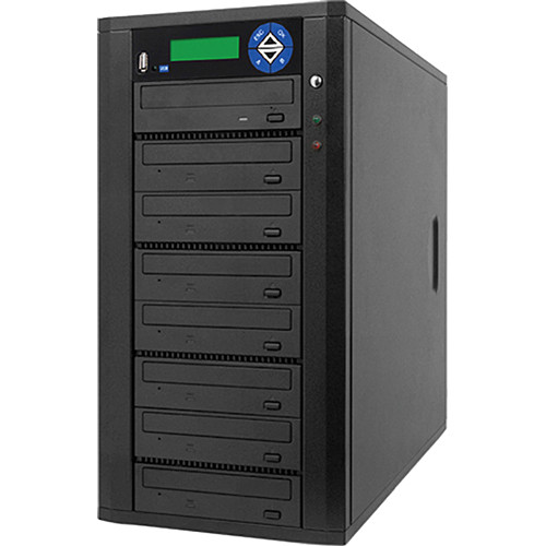 Applied Magic 7-Bay USB DVD Duplicator