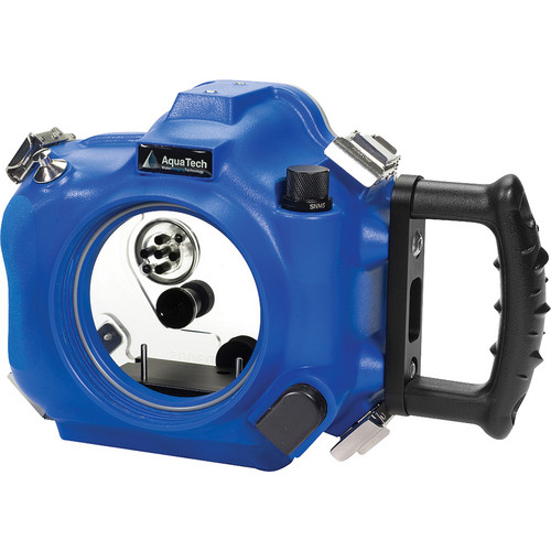 AquaTech NB-800 Underwater Sport Housing for Nikon D800 Camera