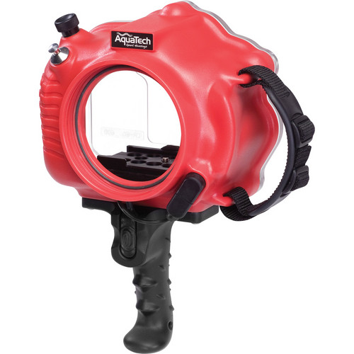 AquaTech CR-60 Sport Housing With Pistol Grip For Canon 60D