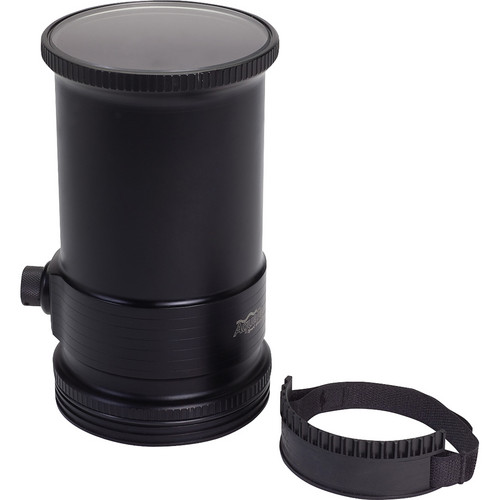 AquaTech LP-NTZ II Flat Port for Nikon 70-200mm f/2.8 VR II Lens