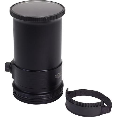 AquaTech LP-NTZ II Flat Port for Nikon 70-200mm f/2.8 VR II Lens