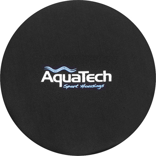 "AquaTech Port Cover for LP-1 6"" Dome Port"