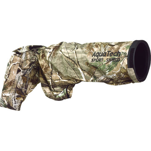 AquaTech SS-600 Sport Shield Rain Cover (Camouflage)