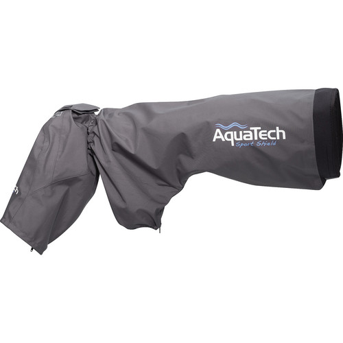 AquaTech SS-600 Sport Shield Rain Cover (Gray)