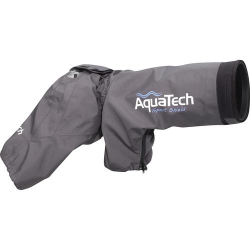AquaTech SS-300 Sport Shield Rain Cover (Gray)