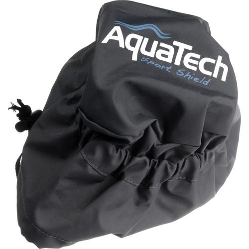 AquaTech Sport Shield Cap (Gray)