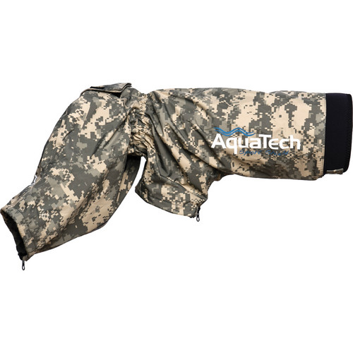 AquaTech SS-300 Sport Shield Rain Cover (Digi Camo)